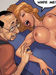 Baby he's cuming inside me - The poker game 3 Full house
