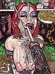 Cum deep in me, you big dick beast - Blood Raynes, Full moon fuck by Theseus9 (RAD)