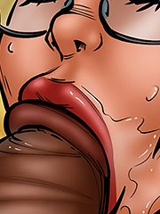 I love sucking your bbc - Lessons from the neighbor: The first lesson by Kaos