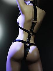 Jess be lovin on those big dicks - Interracail cartoon porn by Dark Lord