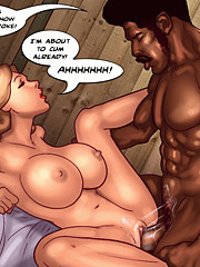 I'm about to cum already - True dick  by Black n White comics
